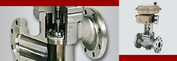 Шаровые, трехпроходные и угловые клапаны (серия 240)