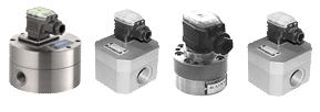 Kracht-VC шестеренные расходомеры
