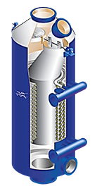 Утилизатор отработанного газа