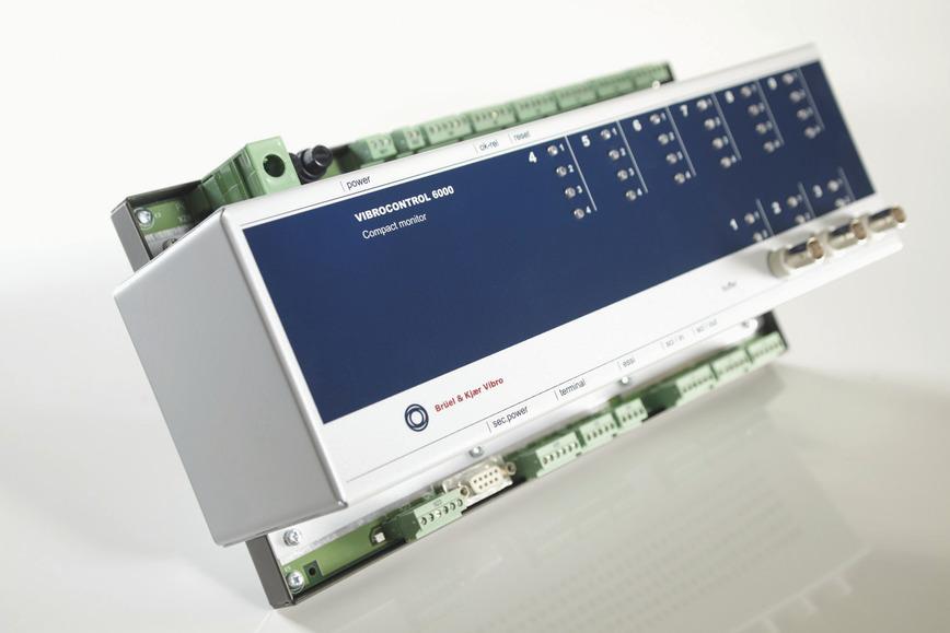 VIBROCONTROL 6000® Compact monitor BK Vibro