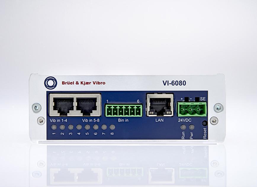 VI-6080 Интерфейс мониторинга состояния