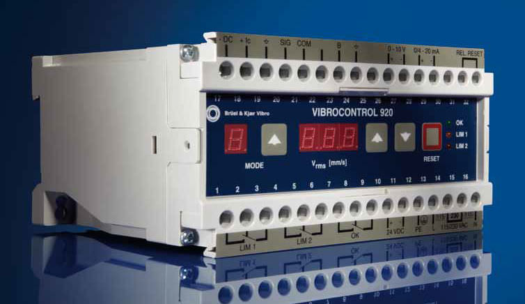 Vibrocontrol 920 BK Vibro